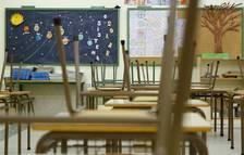 La Generalitat recomana un únic acompanyant per a cada alumne en activitats extraescolars
