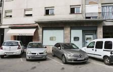 Imagen del local del Bloque Sant Andreu donde finalmente se instalará el centro cultural y de culto de la Comunidad Islámica Assalam