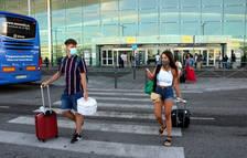 Una vintena de països europeus imposen restriccions als viatgers provinents d'Espanya