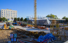 El nuevo Centre Penitenciari Obert empieza a coger forma