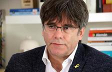 Puigdemont, en la prisión de Neumünster: «El papel tan perverso de ERC y las dudas que está generando el PDeCAT me preocupan»