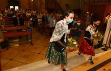Cambrils viu el dia gran de la Mare de Déu del Camí amb seguretat