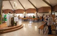 La parròquia de Sant Salvador celebra el mig segle d'existència