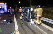 Els Mossos detenen dos conductors borratxos que van provocar accidents a la Canonja i la Selva