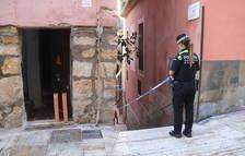 Desallotgen tres pisos ocupats al carrer Ferrers de Tarragona