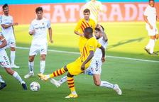El Nàstic començarà la temporada visitant el Johan Cruyff per jugar contra el FC Barcelona B