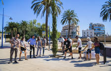 Onze fotògrafs mostren el confinament a Tarragona amb 110 imatges al Port