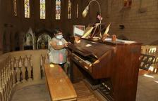 L'actual orgue de la Prioral és de l'any 1960.