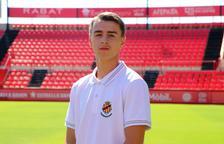 El Nàstic fa oficial el fitxatge de Lucas Prudhomme