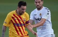Messi a Ribelles: «Deixa de donar-me cops de peu, 'boludo'!»