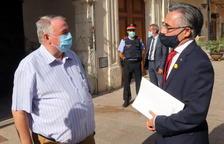 La Generalitat està disposada a posar diners perquè Saint-Gobain es quedi un any més a l'Arboç