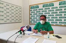 USTEC-STEs Tarragona afirma que «en els centres públics grans no es compleixen les ràtios»