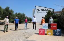 BASF destina la subvención a las fiestas de Santa Tecla en cuatro comedores sociales de Tarragona