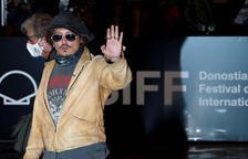 Johnny Depp dice que Trump le hace reír: «es buena comedia, comedia de terror»