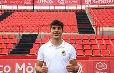 OFICIAL: Quintanilla, nou jugador del Nàstic