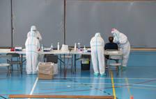 El 60% dels pacients ingressats a les UCI catalanes tenen la covid-19