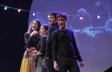 El Quartet Mèlt, protagonista de la recuperació de l'activitat al Teatre Auditori del Morell