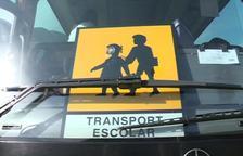 Mantienen la suspensión del transporte escolar en el Priorat de cara al miércoles