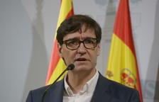 Illa afirma que «no es donen les circumstàncies» per aixecar l'estat d'alarma a Madrid