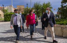 Montserrat acusa a Sánchez de utilizar Madrid para «tapar las vergüenzas»