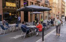 Les terrasses temporals a Tarragona poden estar actives fins al 31 de desembre