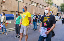 La vaga a ensenyament madura per la falta de negociacions amb els sindicats