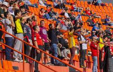 Esgotades les 1.000 localitats per veure el Nàstic-Villarreal B d'aquest dissabte