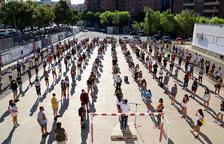 Els professors del Martí Franqués de Tarragona denuncien que la majoria d'aules superen els 30 alumnes
