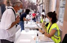 Dos de cada tres contagiados por covid en el Camp de Tarragona son asintomáticos