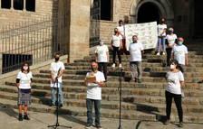 Neix una plataforma per donar suport a víctimes de l'1-O durant els processos judicials