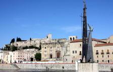 El Govern vol retirar el monument franquista de l'Ebre a Tortosa l'estiu vinent