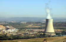 La central nuclear d'Ascó fa una parada per la fallada d'un component elèctric