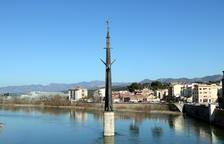 El monument franquista de l'Ebre deixa de ser bé patrimonial català