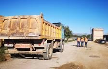 Comencen les obres per convertir en via verda l'antic traçat del Carrilet entre Tortosa i Deltebre