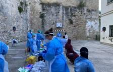 Salut detecta 41 positius durant la primera setmana de cribratges a les escoles de Tortosa