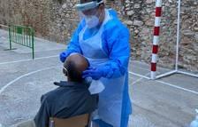 Salut notifica 147 nous positius i el risc de rebrot puja al Camp de Tarragona a 177,71
