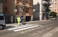 L'Ajuntament de Tarragona inicia un Pla de Millora de la Seguretat Viària als barris de Ponent