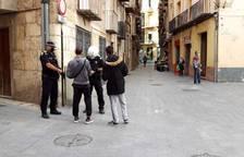 La Policía de Tortosa cursa 78 denuncias en dos días por el incumplimiento de las restricciones