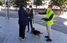 Empieza la campaña para informar sobre la nueva ordenanza de tenencia de animales de Vila-seca