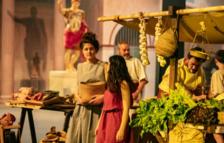 Tarraco Viva arriba diumenge amb recreacions històriques i monòlegs