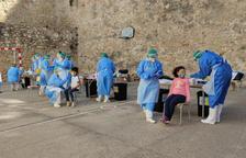 Es declaren 2.300 nous casos confirmats per PCR i 13 morts a Catalunya
