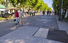 L'Ajuntament de Tarragona enllestirà la reforma de la Rambla Nova aquest mandat