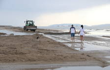 Experts defensen actuacions «flexibles» al Trabucador per evitar que l'entrada del mar afecti la badia