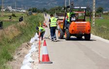 La plataforma de la carretera del Poble Nou demana transparència i celeritat a les administracions