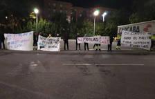 Els treballadors de Bergé Logística denuncien que Saint-Gobain els ha substituït amb personal d'una ETT