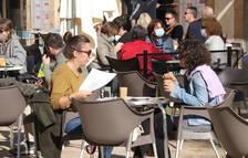 Decepció i resignació del sector de la restauració de Tarragona per la pròrroga de les restriccions vigents