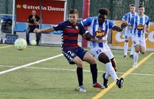 El Llagostera, pròxim rival del Nàstic a la Copa Federación