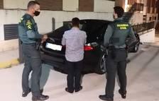 Lo pillan mientras conducía un vehículo robado que había sido usado para huir de un robo en Alicante