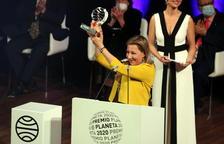 Eva García Sáenz de Urturi gana el 69.º Premio Planeta con la novela 'Aquitania'