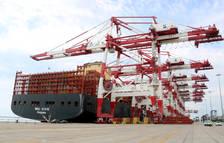 Les exportacions a Tarragona cauen un 3,8% a l'agost fins als 569,1 MEUR